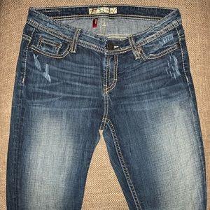EUC BKE Tia Bootcut Jeans Size 30.